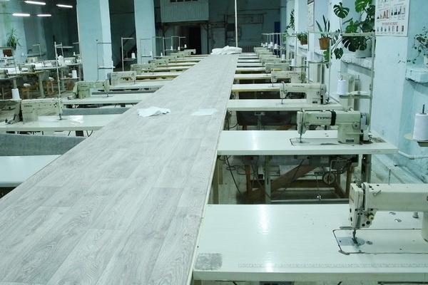 В ИК-37 ГУФСИН России по Пермскому краю открылось новое швейное производство