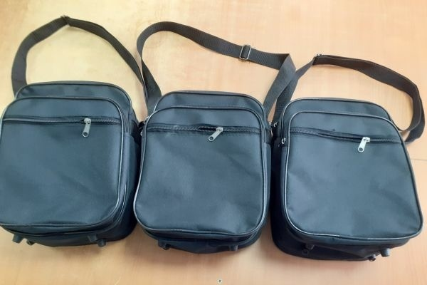 Производство по изготовлению сумок налажено в колонии-поселении № 11