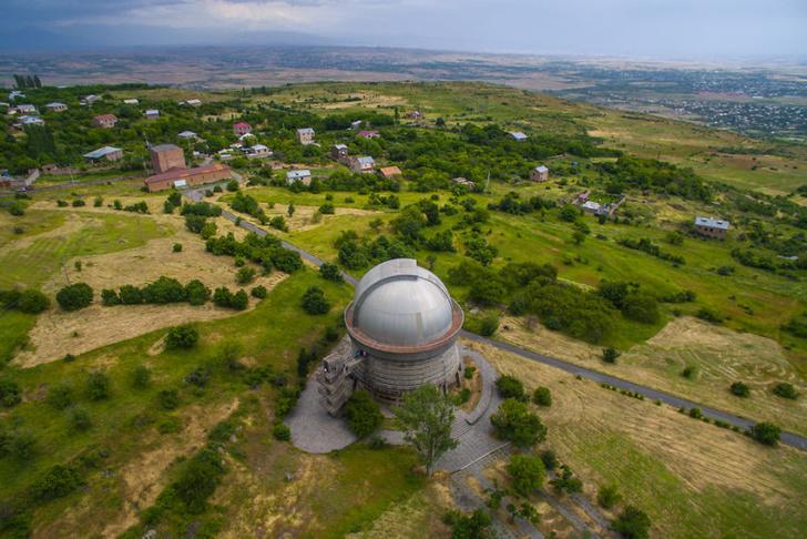 Бюраканская астрофизическая обсерватория имени В. А. Амбарцумяна