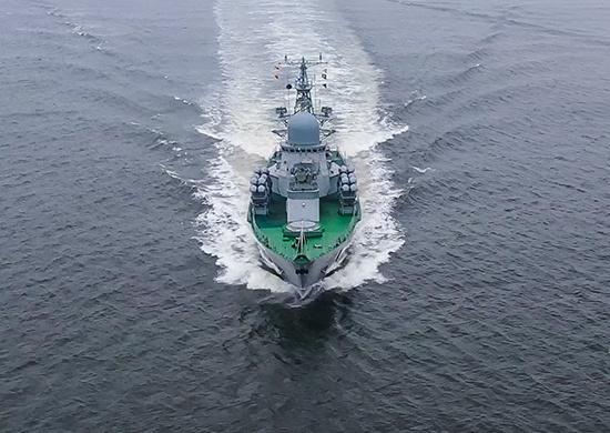 МРК «Смерч» с крылатыми ракетами «Уран» вернулся в состав Тихоокеанского флота