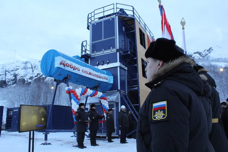 В Мурманской области открыт комплекс для подготовки морского спецназа