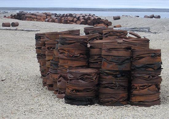 Военные экологи ВВО завершили работы на острове Большой Шантар в этом году