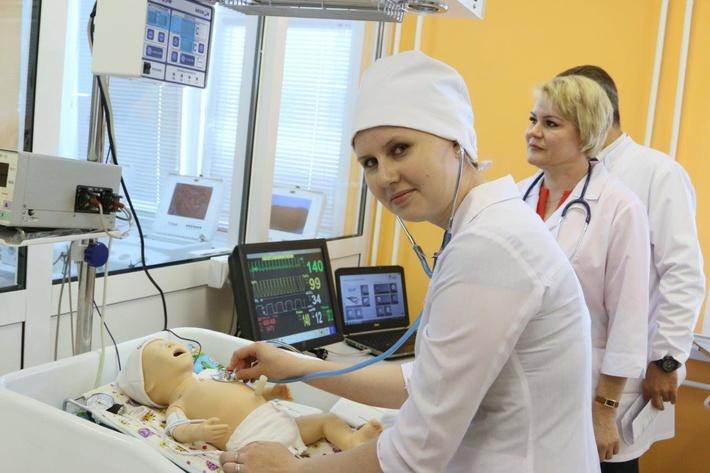 В Медицинском институте Мордовии открыт региональный аккредитационно-симуляционный центр