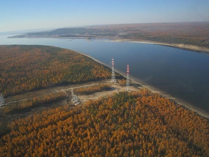 Мощность крупнейшей ЛЭП на Дальнем Востоке увеличена на 30%