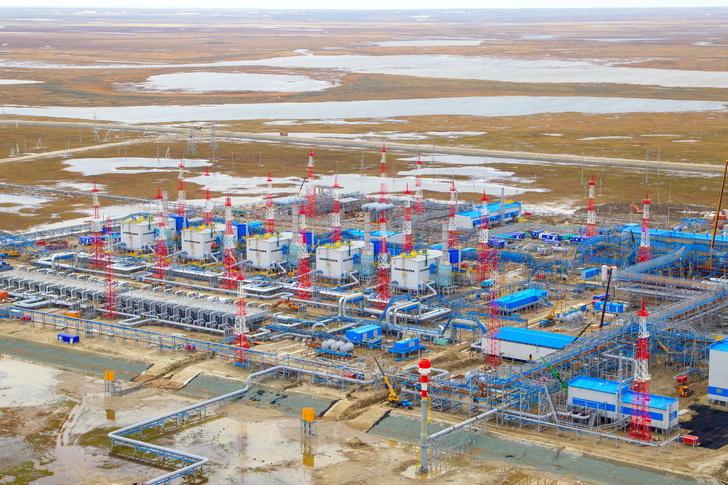 На Чаяндинском месторождении в Якутии полным ходом идет пусконаладка оборудования