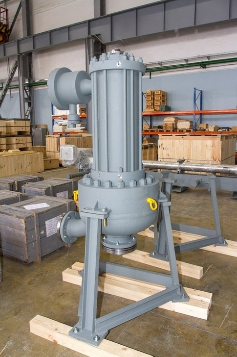 Предприятие Росатома поставило промышленное оборудование для концерна СИБУР