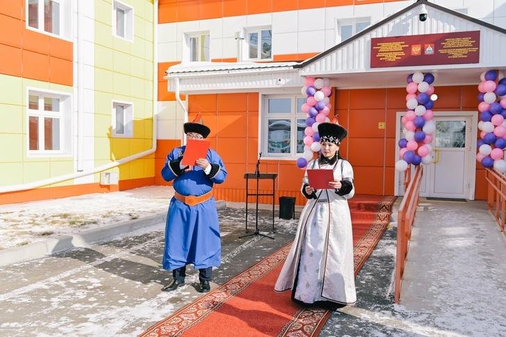 Два новых детсада открыли в Иволгинском районе Бурятии