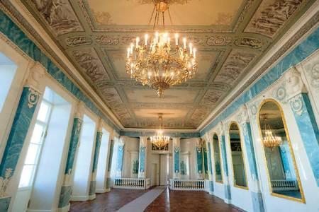 Бальный зал Министерства иностранных дел после реставрации Фото: Евгений Асмолов