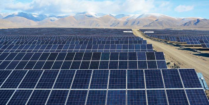 Мощности солнечной электростанции в Кош-Агаче достаточно, чтобы покрыть дефицит в электрической энергии трех из десяти районов Республики Алтай