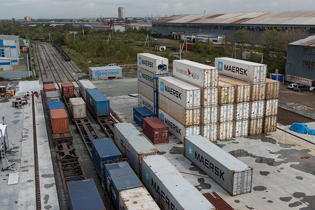 Резидент свободного порта Владивосток готов приступить к транспортной обработке контейнеров