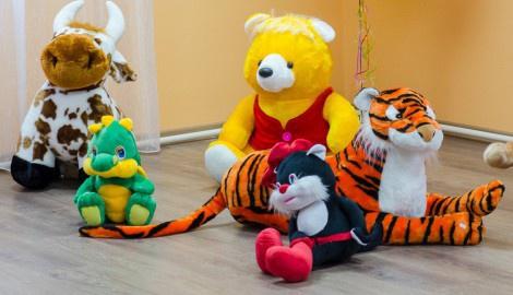 В Белгородской области открылся детский сад «Радуга»