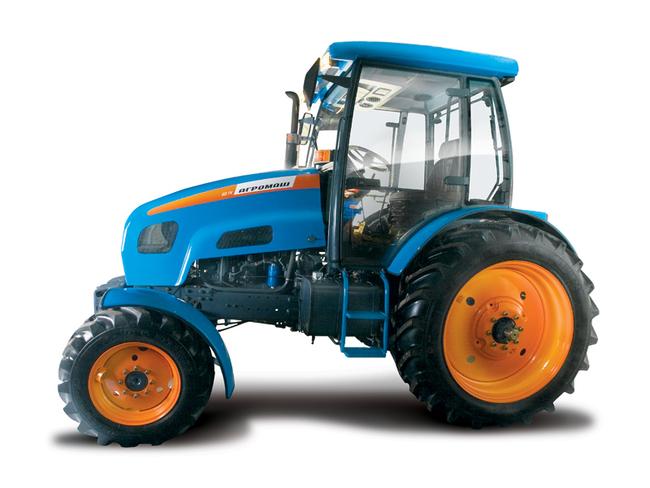 Колесный трактор Агромаш 60ТК, другое название Т-60 с колесной формулой 4х4.  Имеет современный дизайн, улучшенную...
