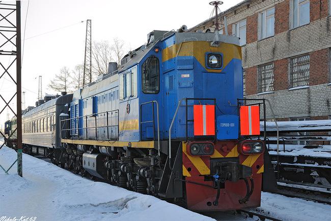ТЭМ18В-001