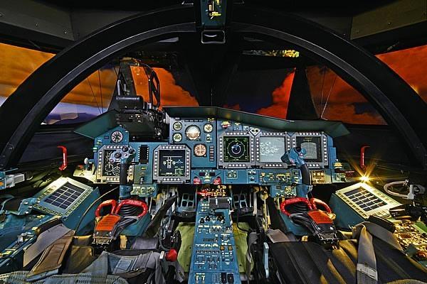 Тренажер Су-34