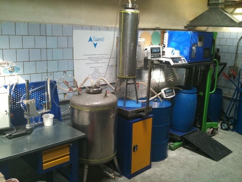 Не обязательно закупать...  Оборудование для производства ЛКМ - лакокрасочной продукции.