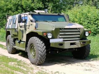 Двигатель для нового отечественного бронемобиля будут изготавливать в Ярославле.