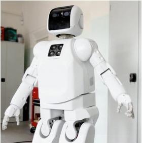 Полноразмерный антропоморфный робот AR-600