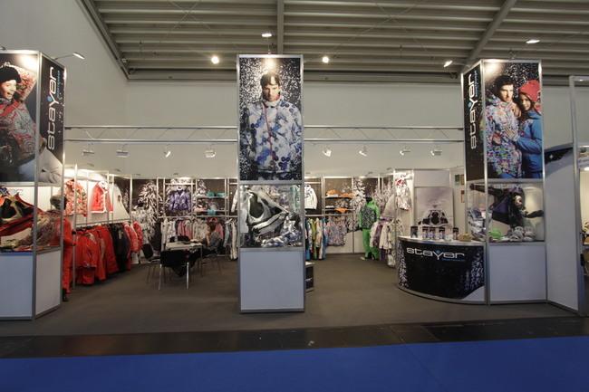 Стенд STAYER на ISPO Munich 2012