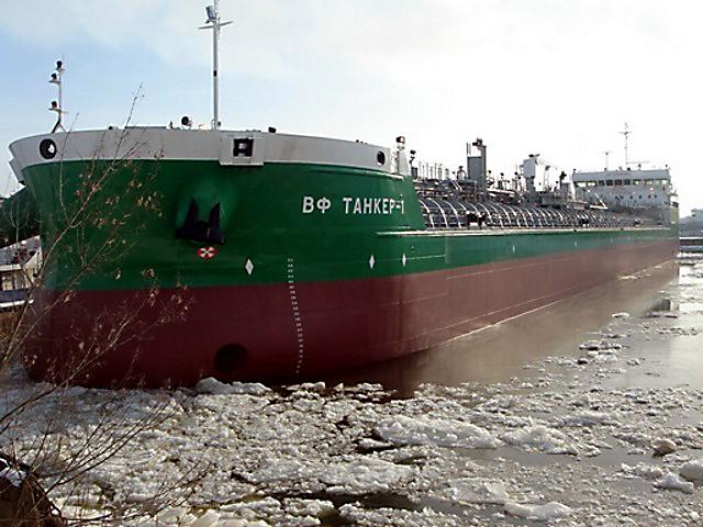 ВФ танкер-1