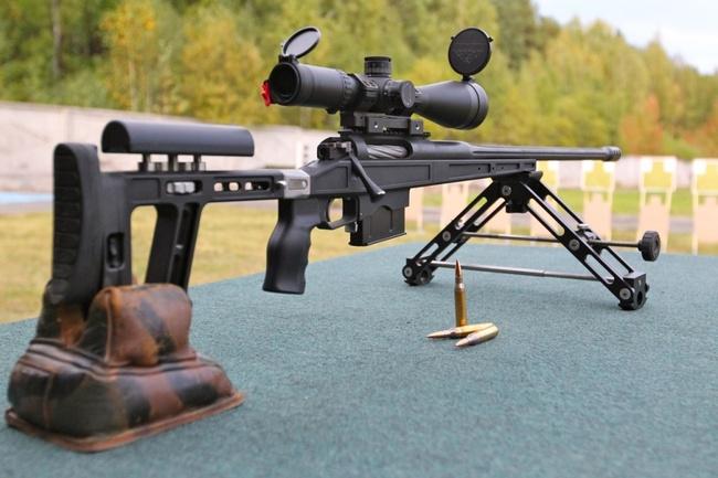 винтовка ОРСИС Т-5000 (ORSIS T-5000)