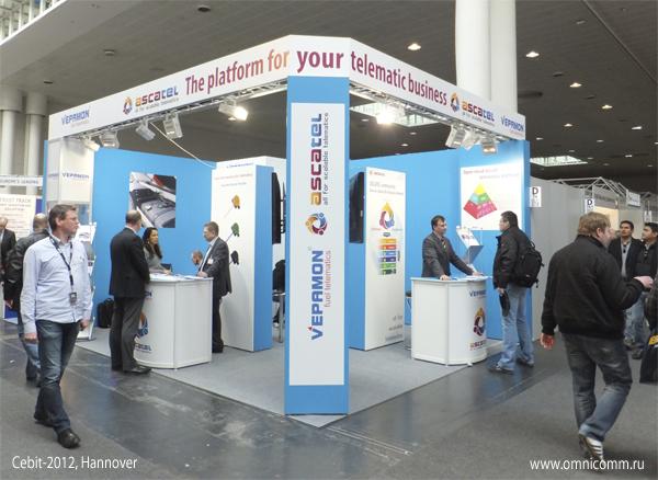 Премьера ASCATEL состоялась на международной выставке электроники CEBIT-2012, прошедшей в Ганновере (Германия) с 6 по 10 марта 2012 года