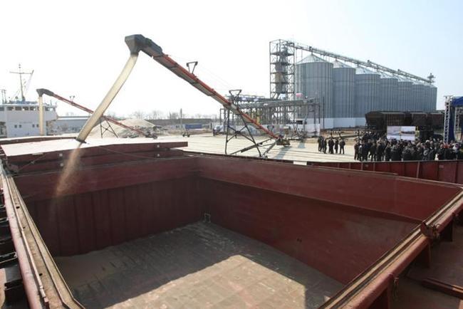 В 5,5 раз увеличился экспорт зерна через порты Кубани