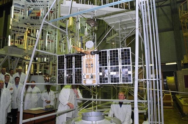 Микроспутник «Чибис-М»