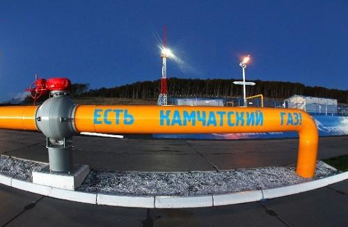 в сентябре 2010 года введен в эксплуатацию магистральный газопровод «Соболево — Петропавловск-Камчатский»