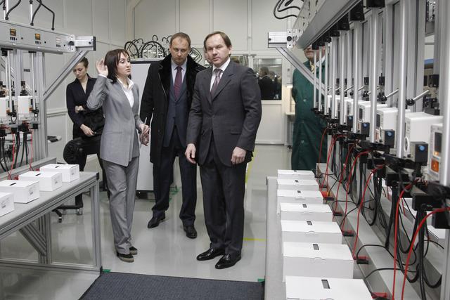 Как сообщил генеральный директор Красноярской региональной энергетической к