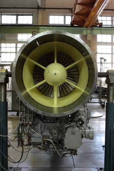 газотурбинная установка ГТУ-25П
