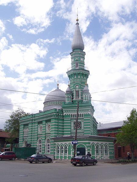 Соборная мечеть махачкалы