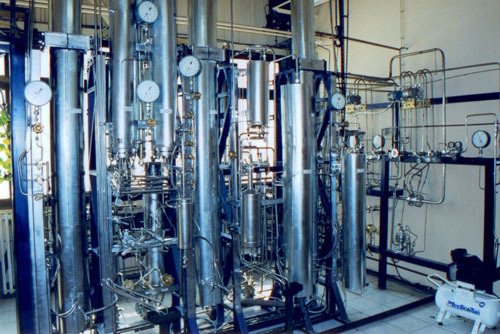"Крупномасштабная комплексная установка ""Синтоп-300"", до 300 м3 синтез-газа/час"