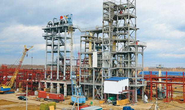 """""""ПолиОм """" - четвёртое в России предприятие по производству полипропилена и первый нефтехимический комплекс..."""