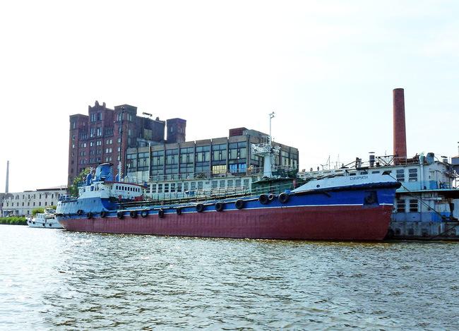 судно пр. 585
