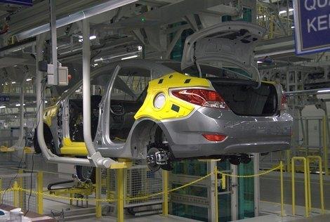 Тормозная система у Hyundai традиционно надежная, каких-либо серьезных...