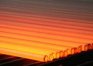 """Уральский завод прецизионных сплавов (входит в  """"НЛМК-Сорт """") осваивает новые виды металлопроката."""