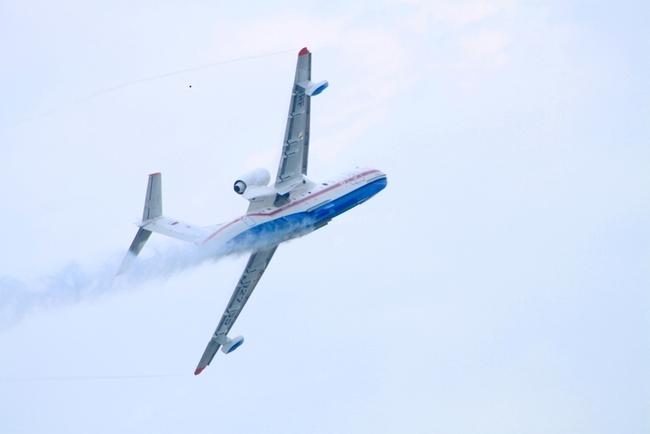 БЕ200 на МАКС`11