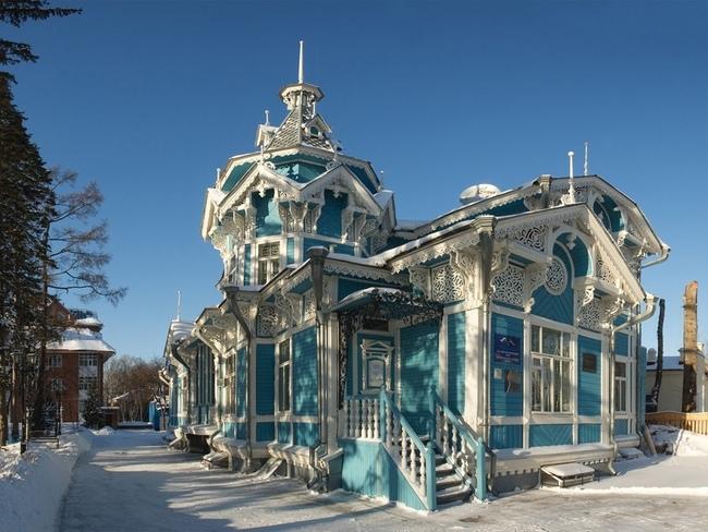Ответы@Mail.Ru: Кто знает, что это за здание и где находится?