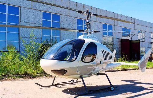 """Предварительная цена  """"Беркута """" составляет 70 тыс. дол.   """"Беркут """" - российский двухместный вертолёт производства..."""