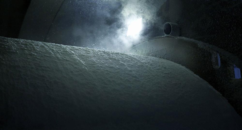 По данным, приведенным в годовом отчете компании Lesprom Network, в 2010 году объем производства целлюлозы...