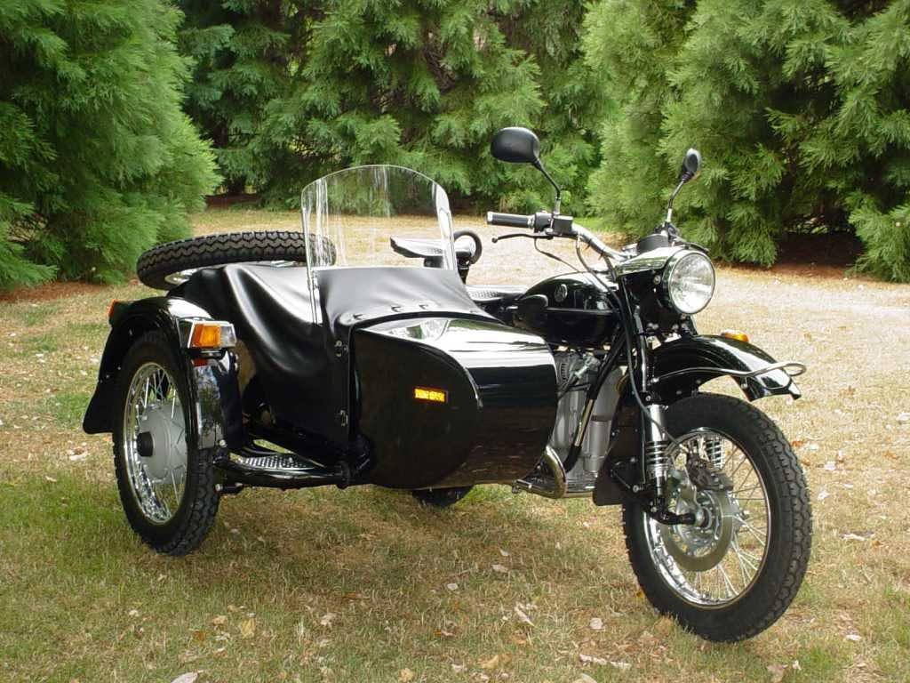 Наш ответ harley davidson мотоциклы урал
