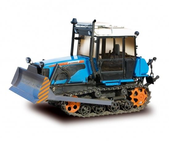 По заказу трактор может комплектоваться ходоуменьшителем, реверс - редуктором.