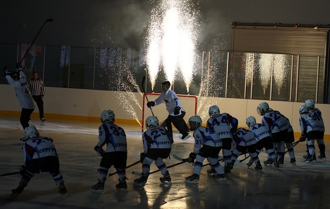 С 10 по 13 марта в Ледовом дворце спорта пройдут домашние туры первенства России по хоккею среди ком.