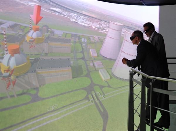 Глава Госкорпорации «Росатом» Сергей Кириенко посетил Центр визуального прототипирования