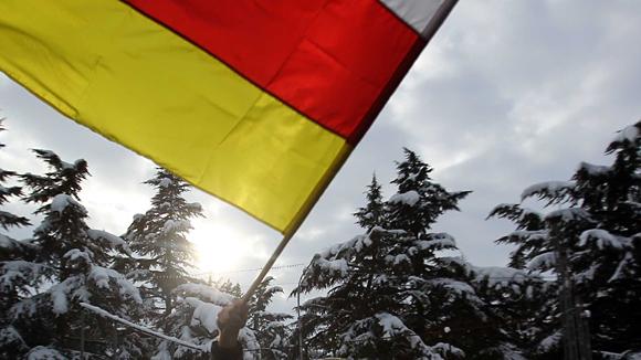 Россия оборудует в Южной Осетии цифровой полигон