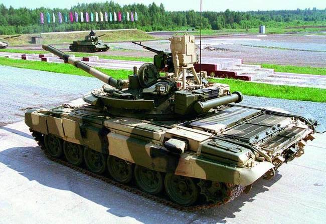 """Т-72М1М с комплексом активной защиты """"Арена"""""""