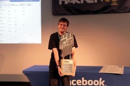 Победитель конкурса Роман Андреев