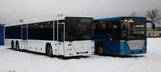 «Группа ГАЗ» начала выпуск автобусов ГолАЗ для Олимпийских игр в Сочи