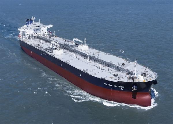 """""""Транзас"""" оснастил еще один танкер Совкомфлота средствами навигации и связи"""